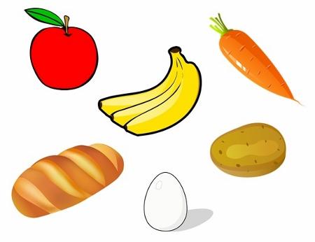 くだもの・野菜・食べ物